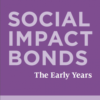 Social Finance UK SIB Early years
