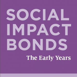 Social Finance UK SIB Early years